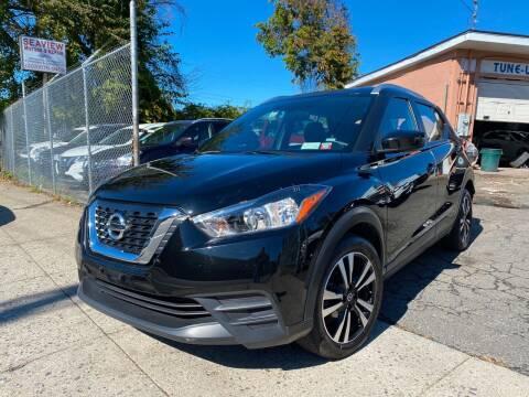 2019 Nissan Kicks for sale at Seaview Motors and Repair LLC in Bridgeport CT