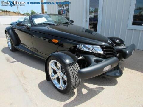 2000 Plymouth Prowler for sale at TWIN RIVERS CHRYSLER JEEP DODGE RAM in Beatrice NE