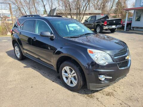 2015 Chevrolet Equinox for sale at Van Kalker Motors in Grand Rapids MI