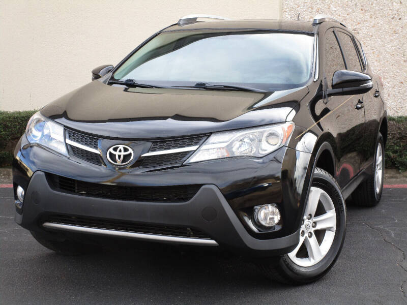 2014 Toyota RAV4 for sale at Ritz Auto Group in Dallas TX
