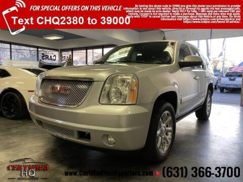 2014 GMC Yukon for sale at CERTIFIED HEADQUARTERS in St James NY