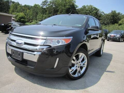 2013 Ford Edge for sale at Atlanta Luxury Motors Inc. in Buford GA