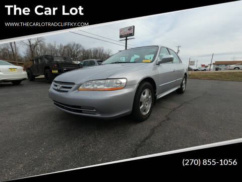 2001 Honda Accord for sale at The Car Lot in Radcliff KY