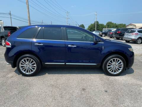 2011 Lincoln MKX for sale at Kings Auto Sales in Cadiz KY