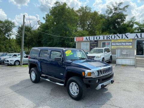 2008 HUMMER H3 for sale at Auto Tronix in Lexington KY