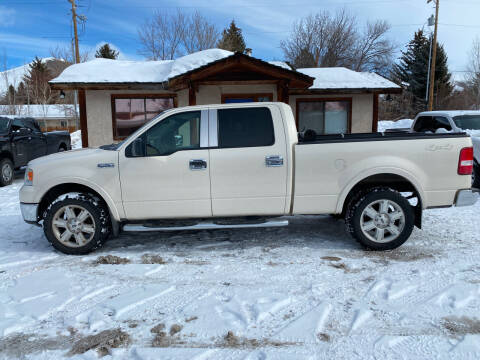 2008 Ford F-150 for sale at Sawtooth Auto Sales in Hailey ID