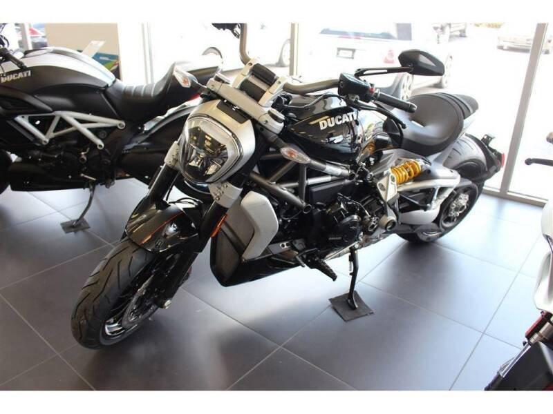 2018 Ducati XDiavel S for sale at Peninsula Motor Vehicle Group in Oakville Ontario NY