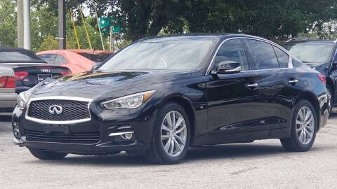 2014 Infiniti Q50 for sale at United Auto Gallery in Suwanee GA