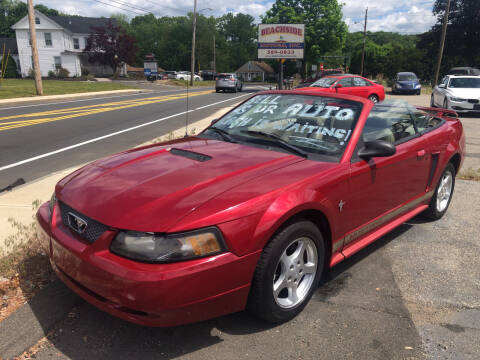 2002 Ford Mustang for sale at Beachside Motors, Inc. in Ludlow MA