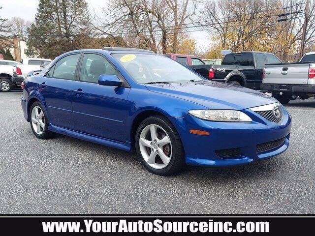 2005 Mazda MAZDA6 for sale at Your Auto Source in York PA