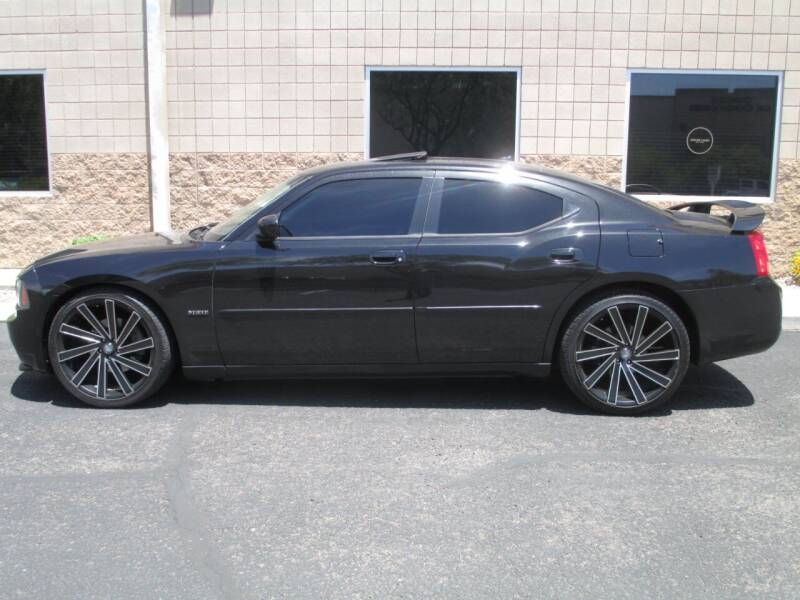 2008 Dodge Charger for sale at COPPER STATE MOTORSPORTS in Phoenix AZ
