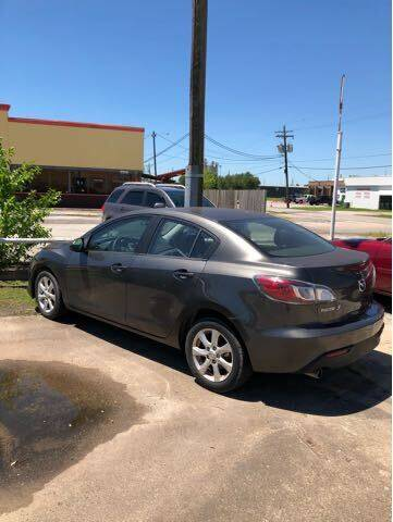 2010 Mazda MAZDA3 for sale at Jerry Allen Motor Co in Beaumont TX