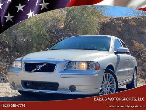2008 Volvo S60 for sale at Baba's Motorsports, LLC in Phoenix AZ