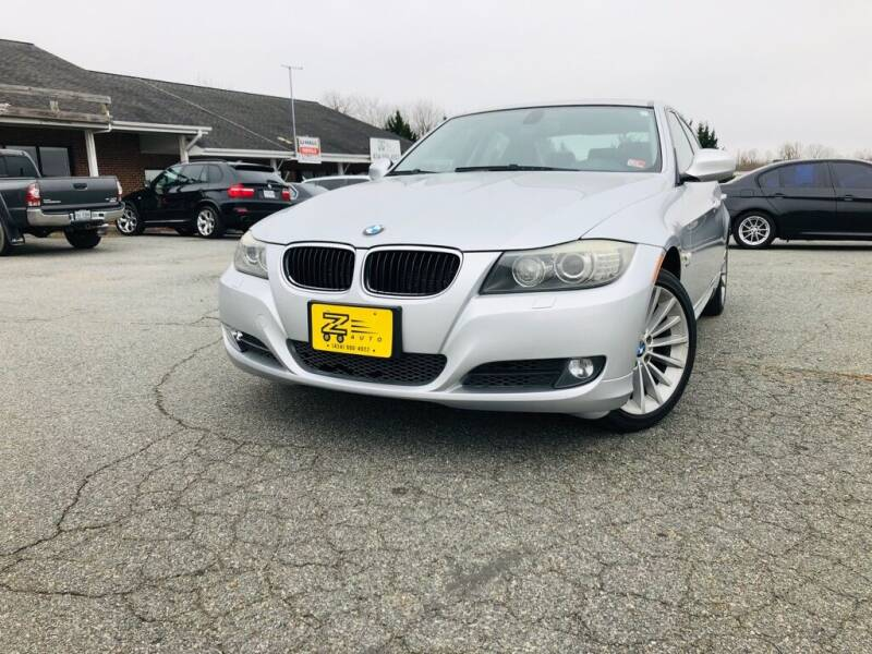 2009 BMW 3 Series for sale at Z Auto in Ruckersville VA