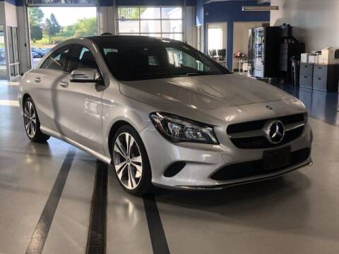 2019 Mercedes-Benz CLA for sale at Simply Better Auto in Troy NY