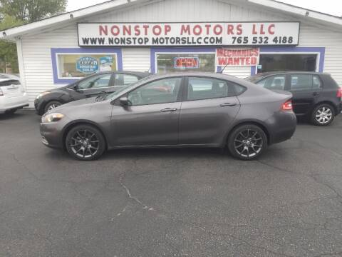 2016 Dodge Dart for sale at Nonstop Motors in Indianapolis IN
