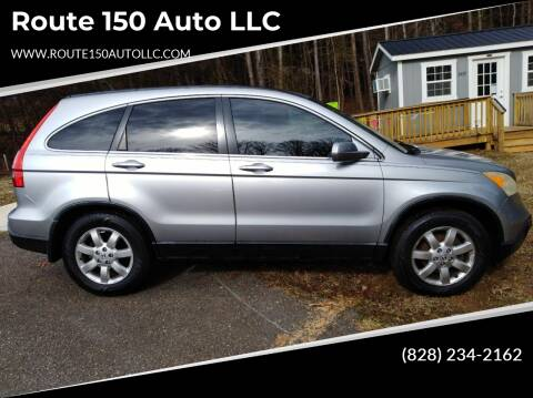 2007 Honda CR-V for sale at Route 150 Auto LLC in Lincolnton NC