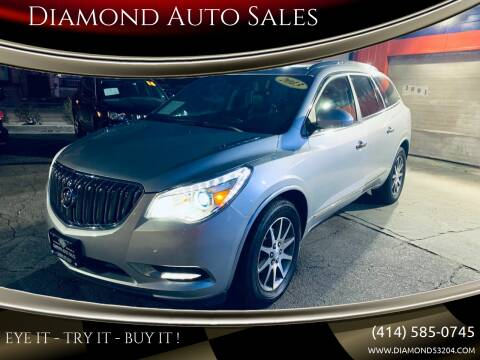 2013 Buick Enclave for sale at Diamond Auto Sales in Milwaukee WI