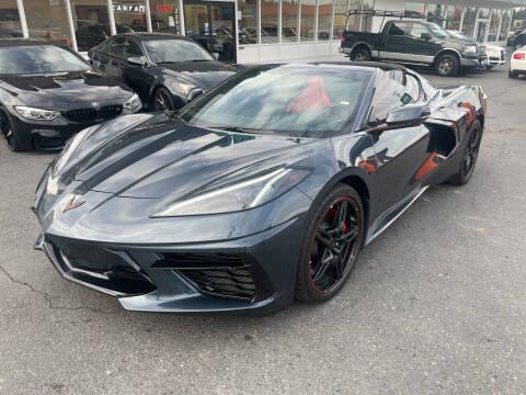 2020 Chevrolet Corvette for sale at APX Auto Brokers in Edmonds WA