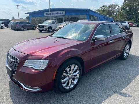 2016 Chrysler 300 for sale at River Auto Sales in Tappahannock VA