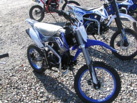 2020 BMS PRO-X125 for sale at Johnson Used Cars Inc. in Dublin GA