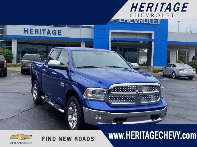 2018 RAM Ram Pickup 1500 for sale at HERITAGE CHEVROLET INC in Creek MI