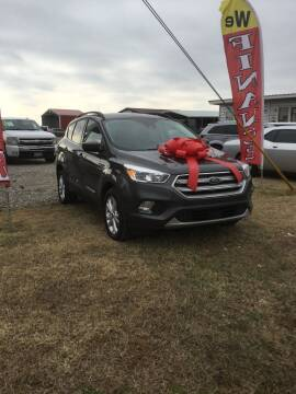 2018 Ford Escape for sale at Drive in Leachville AR