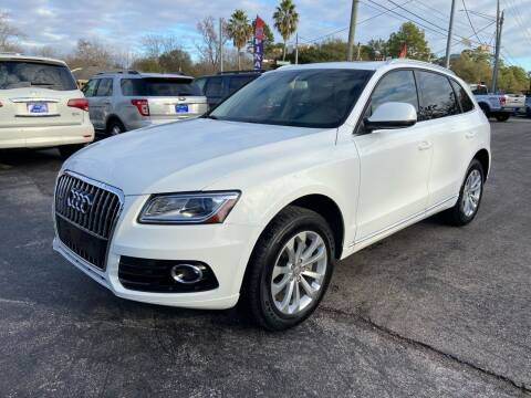 2014 Audi Q5 for sale at QUALITY PREOWNED AUTO in Houston TX