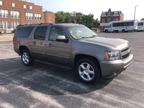 2011 Chevrolet Suburban for sale at DC Auto Sales Inc in Saint Louis MO