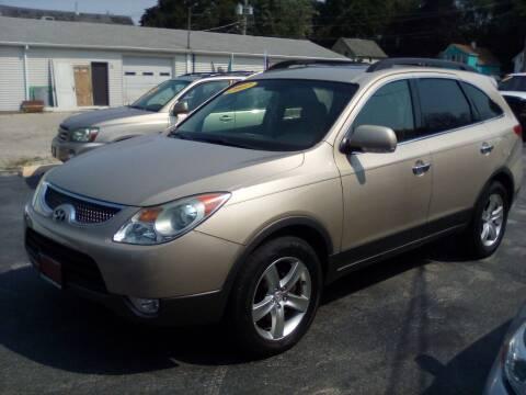 2007 Hyundai Veracruz for sale at KENNEDY AUTO CENTER in Bradley IL