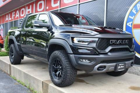2021 RAM Ram Pickup 1500 for sale at Alfa Romeo & Fiat of Strongsville in Strongsville OH