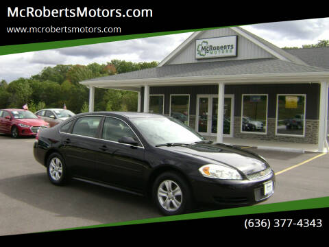 2015 Chevrolet Impala Limited for sale at McRobertsMotors.com in Warrenton MO