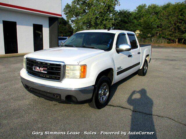 2008 GMC Sierra 1500 for sale at Gary Simmons Lease - Sales in Mckenzie TN