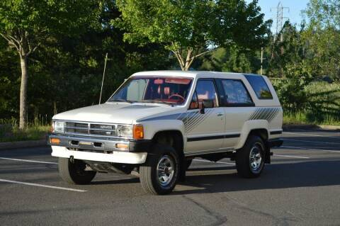 1988 Toyota 4Runner for sale at Ona Used Auto Sales in Ona WV