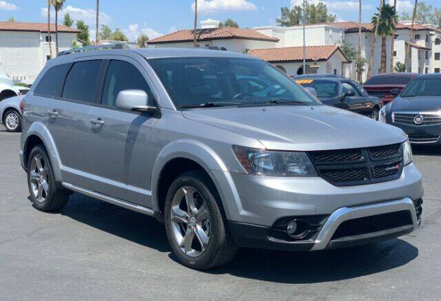 2017 Dodge Journey for sale at Brown & Brown Auto Center in Mesa AZ