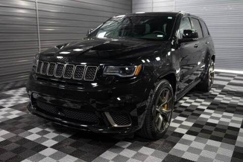 2020 Jeep Grand Cherokee for sale at TRUST AUTO in Sykesville MD