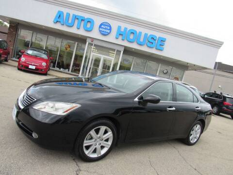 2008 Lexus ES 350 for sale at Auto House Motors in Downers Grove IL