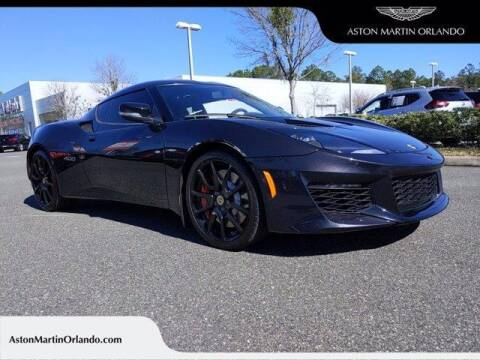 2017 Lotus Evora 400 for sale at Orlando Infiniti in Orlando FL