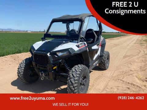 2015 Polaris Razor for sale at FREE 2 U Consignments in Yuma AZ