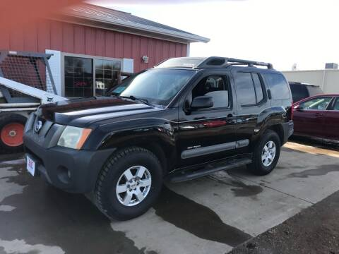 2005 Nissan Xterra for sale at TnT Auto Plex in Platte SD