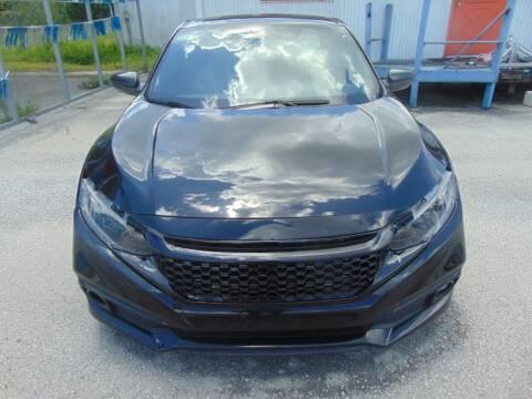2019 Honda Civic for sale at Payday Motor Sales in Lakeland FL