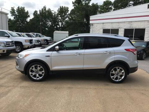 2014 Ford Escape for sale at Northwood Auto Sales in Northport AL