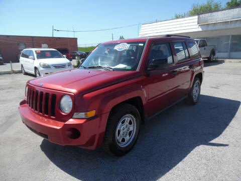 2009 Jeep Patriot for sale at VEST AUTO SALES in Kansas City MO