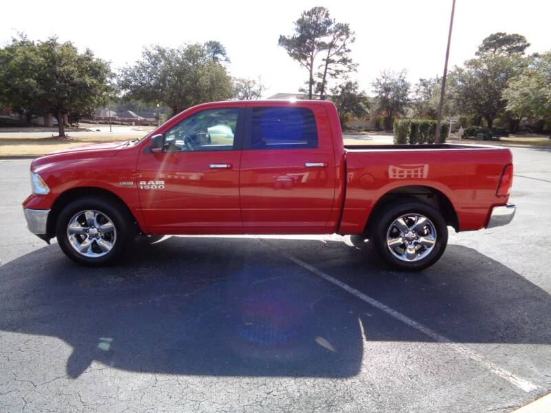 2016 RAM Ram Pickup 1500 for sale at BALKCUM AUTO INC in Wilmington NC