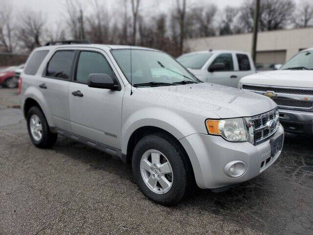 2008 Ford Escape for sale at Paramount Motors in Taylor MI