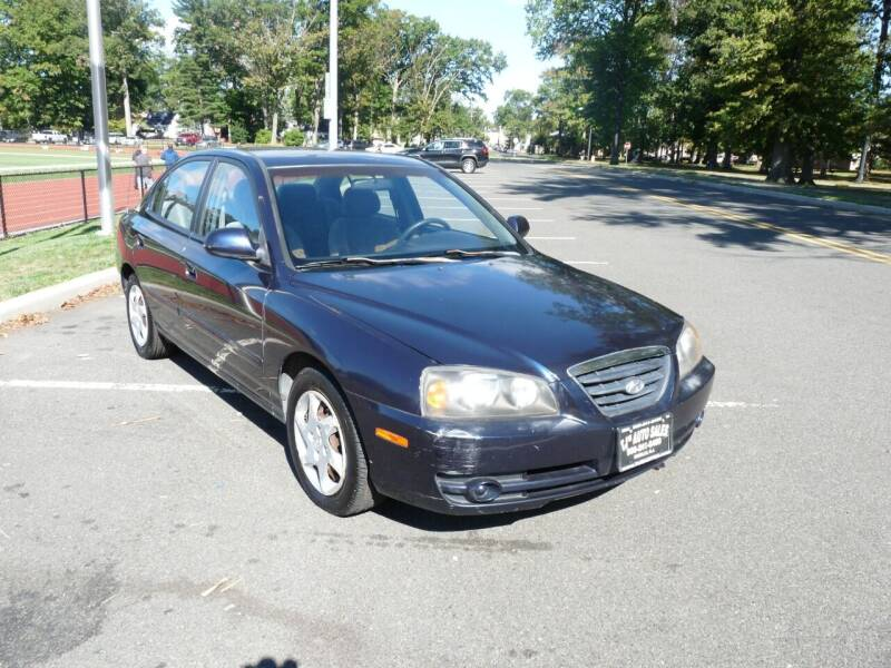 2004 Hyundai Elantra for sale at TJS Auto Sales Inc in Roselle NJ