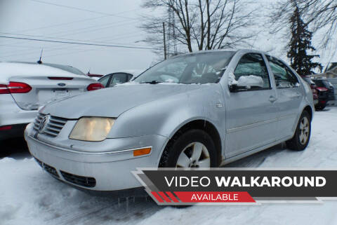 2004 Volkswagen Jetta for sale at Macomb Automotive Group in New Haven MI