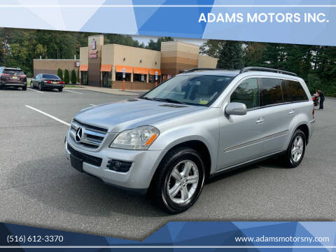 2007 Mercedes-Benz GL-Class for sale at Adams Motors INC. in Inwood NY