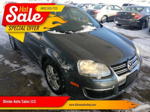 2007 Volkswagen Jetta for sale at Divine Auto Sales LLC in Omaha NE