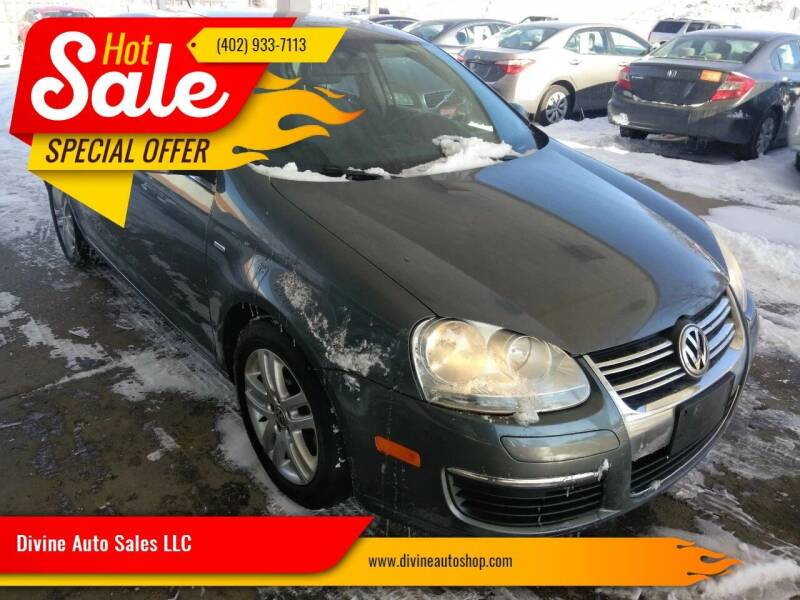 2007 Volkswagen Jetta for sale at Divine Auto Sales LLC in Omaha NE